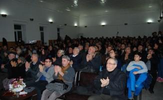 Bayramiç'te 'Namın Yürüsün' belgeselinin ilk gösterimi yapıldı