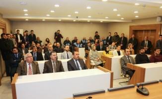 Belediye Personelinden Başkan Öztürk'e Hayırlı Olsun Ziyareti