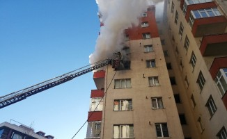 Beylikdüzü'nde şarj aleti yangın çıkardı iddiası