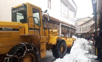 Bitlis'te 188 köy yolu ulaşıma kapandı