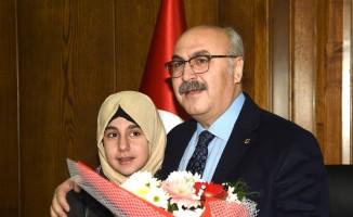 'Biz Anadoluyuz' projesi Muş kafileleri Aydın'a geldi