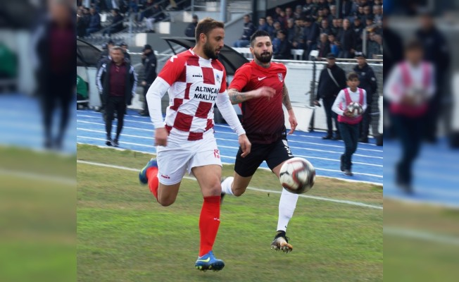 Bölgesel Amatör Lig 7.Grup; Aydınspor 1923:1 - Serinhisarspor:1