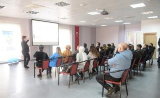 Bozüyük Belediyesi personeline hizmet içi eğitim