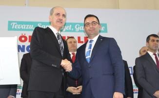 """Bülent Erdoğan:  """"Dürüst ve çalışkan olacağız"""""""