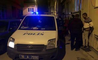 Bursa'da alkol alan 3 kardeş birbirine girdi!