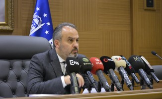 Bursa'nın 2035 ulaşım planına meclisten onay