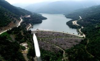 Bursa'da yağış bereketi