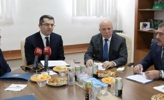 Büyükşehir'den yeni bir istihdam atılımı daha: Erzurum Tekstilkent Projesi