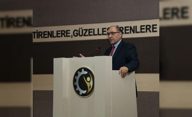 """Çerkezköy TSO'da """"Dahilde İşleme Rejimi"""" eğitimi"""