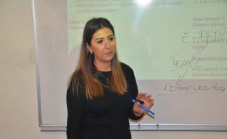 Çerkezköy TSO'da eğitimler sürüyor