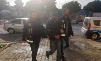 Çeşme'de uyuşturucu satıcısı tutuklandı