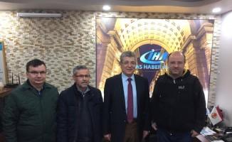 CHP Edremit Belediye Başkan Adayı Arslan'dan teşekkür