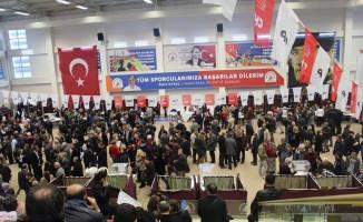 CHP, Muratpaşa ve Konyaaltı meclis üyeliği için sandık başında