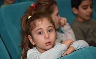 Çocuk sinema günleri başladı