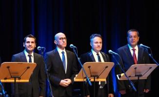 CRR Türk Müziği Topluluğu, yarın konser verecek
