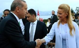 Cumhurbaşkanı Erdoğan'dan Müge Anlı'ya teşekkür