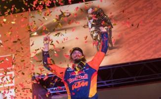 Dakar'da şampiyonlar belli oldu