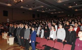 Denizli'de öğrencilere 'teknoloji bağımlılığı' semineri