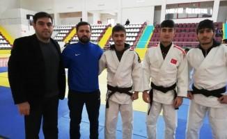 Diyarbakırlı judoculardan iki madalya