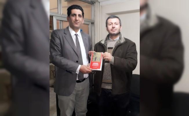 Doç.Dr. Akif Arslan'dan Ağrı Yurt-Ay Der Başkanı Çirik'e ziyaret