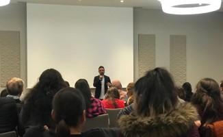Dr. Ergenç, 7. Obezite ve Sağlıklı Yaşam Konferansını İsviçre'de düzenledi