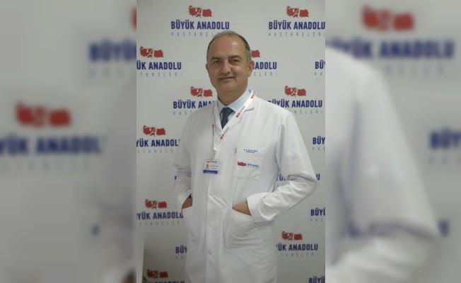 """Dr. Özkan: """"İdrar kaçırma utanılacak bir durum değil"""""""