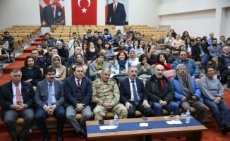 Dünyaca ünlü profesörler, Ardahan Üniversitesine konuk oldu