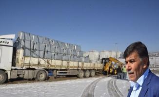 Emet Belediyesi'ne 35 yeni çöp konteynırı