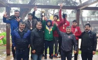 Erciş YBO öğrencileri Türkiye şampiyonu oldu