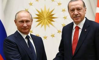 Erdoğan- Putin görüşmesi öncesi flaş açıklama