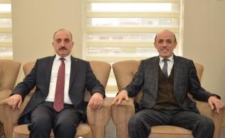 Erenler Belediye Başkan Adayı Kılıç'tan, Başkan Öztürk'e Ziyaret