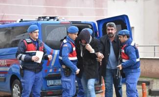 Ergene'de 30 esnafı dolandıran 3 şüpheli tutuklandı