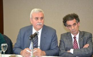 Eski CHP'li aday, DSP'den aday oldu