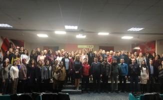 Eskişehir'de Erasmus+ eğitimi