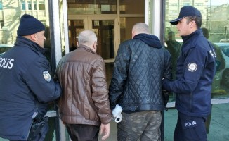 Gasp iddiasına 2 gözaltı