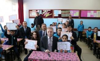 Gaziantep'te 591 bin öğrenci karne aldı