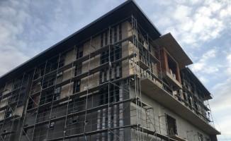 Gebze'ye yeni itfaiye müfreze binası geliyor