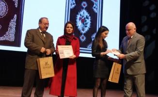 'Geleceğin Ustaları 6. Geleneksel Sanatlar Tasarım Yarışması'nda ödüller sahiplerini buldu