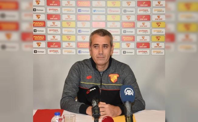 """Göztepe Teknik Direktörü Kemal Özdeş: """"İki kulvarda da savaşacağız"""""""