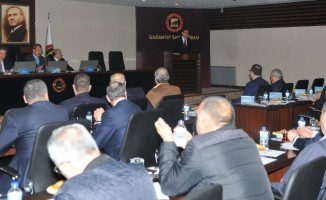 GSO 2019 yılının ilk meclis toplantısını yaptı