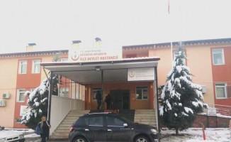 Hisarcık'ta şüpheli bebek ölümü