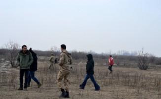 Iğdır'da kaçak avlanmaya para cezası