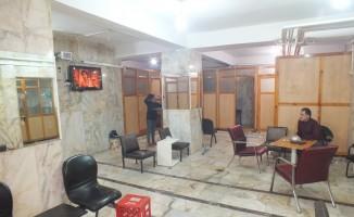 İlçenin tek Türk hamamı ve saunası hizmete açıldı