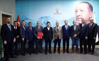 Isparta AK Parti'de 4 ilçe belediye başkan adayı açıklandı