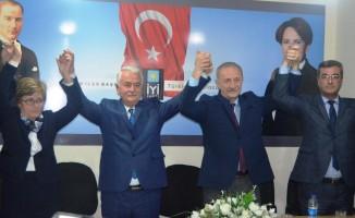 İYİ Parti ve CHP, Başkan Atabay için güç birliği yaptı