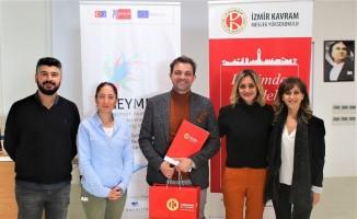 İzmir Kavram MYO'da SEYMM Projesi anlatıldı