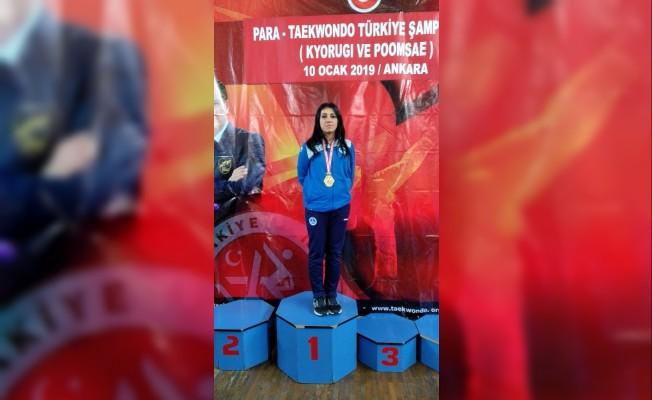 Kağıtsporlu teakwandocu, dünya şampiyonası yolcusu