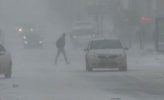 Kars'ta tipi hayatı olumsuz etkiliyor