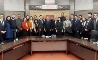 """Kılıçdaroğlu: """"İzmir için hassas çalışma yürütüyoruz"""""""