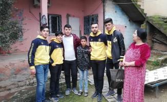 Kızıltepe'de Sefa Kalya için mevlit okutuldu